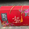 厂家定制包装彩盒 印刷礼品磨砂彩盒 水果礼盒 创意开窗礼品彩盒