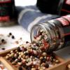 研磨黑胡椒粒 低脂水煮海盐食用牛排调料研磨低卡健身鸡胸肉调料