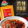 香辣风味酱料 商用 1kg 啵啵鱼藤椒鱼酱料钵钵鱼麻辣烫料包汤料