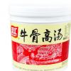 双汇高汤浓缩商用牛骨大骨头汤火锅麻辣烫底汤料浓汤宝牛肉汤1kg