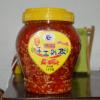华添剁椒 1200g*6瓶/箱 天华川湘 精制手工剁椒 辣椒酱 剁辣椒