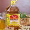 鲁花5S一级压榨花生油5L 家用炒菜食用油 特香花生油批发团购