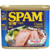 世棒午餐肉罐头经典原味清淡味198g/340g火锅食材 即食肉类方便