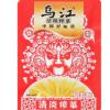 乌江清淡榨菜15g不辣榨菜丝小包装下饭菜咸菜佐餐开味小菜
