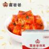 富爸爸辣萝卜块10KG朝鲜族泡菜酱腌菜韩式咸菜下饭菜简易袋装批发