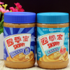 四季宝柔滑花生酱 早餐面包酱拌面酱火锅调料蘸料 烘焙原料510g