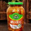 爽口下饭菜榨菜426g装脆口菜心泡菜方便速食喝粥配菜一件代发